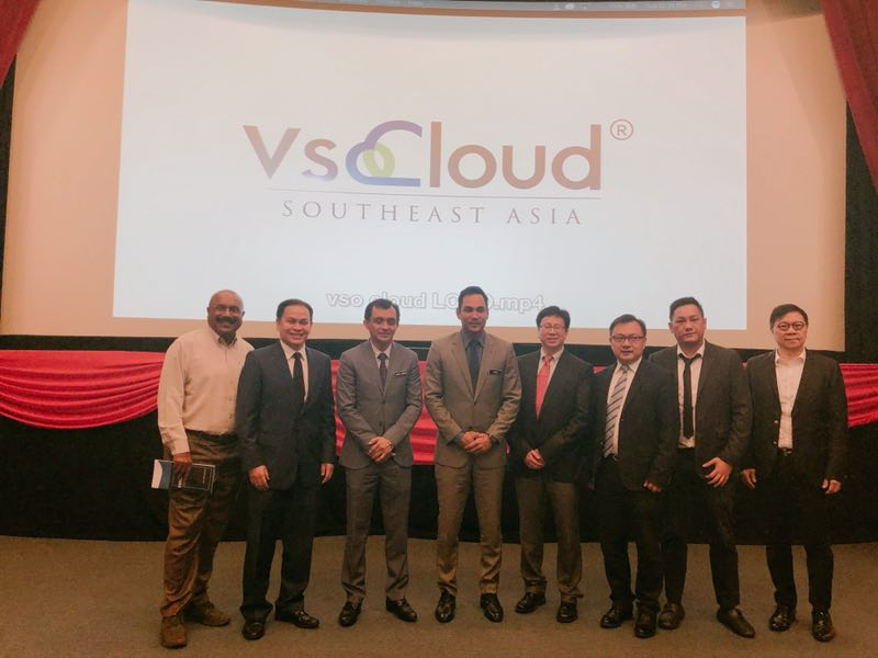 KRU (MALAYSIA) AND VSOCLOUD (CHINA)FORM JOINT VENTURE COMPANY TO PROMOTE & FOSTER THE GROWTH OF THE FILM